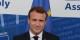 Sein Besuch am Oberrhein hat dem französischen Präsidenten sichtlich Freude gemacht... Foto: Eurojournalist(e) / CC-BY-SA 4.0int