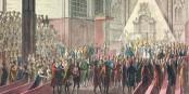 Im Gegensatz zu 1810 nahm dieses Mal der Bonaparte-Sprössling an seiner Trauung teil... Foto: Joh. Bapt. Hoechle / Wikimedia Commons / PD