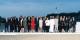 """Ils étaient fiers, à Biarritz. Mais quelques heures déjà après cette photo, plus personne ne se souvenait des """"résultats""""... Foto: The White House from Washington, DC / Wikimedia Commons / PD"""