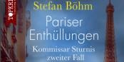 """Der lesenswerte zweite Band der """"Kommissar Sturni-Reihe"""" von Stefan Böhm ist erschienen. Foto: Knaur-Verlag"""