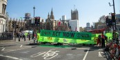 Extinction Rebellion à Londres, en avril dernier  Foto: Jwslubbock/Wikimédia Commons/CC-BY-SA 4.0Int
