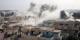2004 : Fallujah, la ville natale d'Al Baghdadi, sous le feu des Américains  Foto: CPL Joel A.Chaverri/Wikimédia Commons/USMC/CC-BY-SA PD