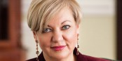 Valeria Gontareva, gravement menacée à Kiev et à l'étranger  Foto: Julia Berezovska/Wikimédia Commons/CC-BY-SA 4.0Int