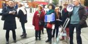 La CIMADE à Strasbourg  : ces estrangers qui ont fait la France  Foto: marcchaudeur/Eurojournalist/