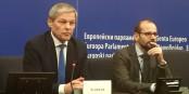Dacian Ciolos, le président de Renew Europe, mardi à Strasbourg  Foto : marcchaudeur / Eurojournalist(e) / CC-BY-SA 4.0int