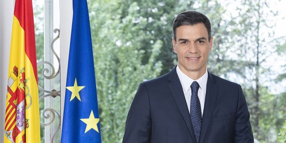 Pedro Sanchez, ein unglücklicher Wahlsieger... Foto: (c) Ministry of the Presidency. Goverment of Spain / Wikimedia Commons