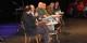 Ein buntes Sprachgemisch auf dem Podium - und alle haben sich verstanden... Guido Schuhmacher, Pierre Kretz, Kai Littmann, Isabelle Schoepfer-Dietrich, Jacques Fortier und Luc Fontaine. Foto: Ellen Fournier / BAAL Novo