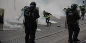Zwar ist die Mehrheit der Franzosen für soziale Reformen, aber sie hat auch die Nase voll von den samstäglichen Bildern einer sterilen Gewalt. Foto: Eurojournalist(e) / CC-BY-SA 4.0int