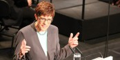 Die begnadete Rednerin Annegret Kramp-Karrenbauer war die Überraschung des CDU-Parteitags in Leipzig. Foto: Eurojournalist(e) / CC-BY-SA 4.0int