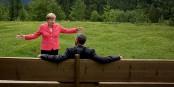 Die Zeiten, in denen Angela Merkel einem Barack Obama die Welt erklärte, sind lange schon vorbei... Foto: Official White House Photo / Pete Souza / Wikimedia Commons / PD