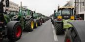 Una gigantesca manifestazione degli agricoltori tedeschi a Berlino. Foto: Membeth / Wikimedia Commons / CC0 1.0