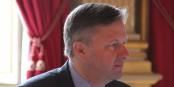Sylvain Waserman, vicepresidente dell'Assemblea Nazionale francese. Foto: Eurojournalist(e) / CC-BY-SA 4.0int
