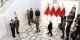 Jaroslaw Kaczynski, le dirigeant du PiS, et Andrzej Duda, Pdt de la République, dévoilent la plaque en l'honneur de Lech Kaczynski (2018)  Foto: Kancelaria Sejmu Krzysztof  Bialokorski/Wikimédia Commons/CC-BY-SA/2.0Gen