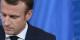 Angesichts der instabilen Regierungsmannschaft und der sozialen Unruhen wird der Blick von Emmanuel Macron immer sorgenvoller... Foto: Eurojournalist(e) / CC-BY-SA 4.0int