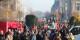 Eine Gross-Demonstration in friedlicher Stimmung. Ohne Zwischenfälle. Foto: Eurojournalist(e) / CC-BY-SA 4.0int