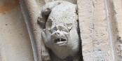 L'arbitraire guette et menace sans cesse le droit  (Palais de Justice de Rouen)  Foto: Giogo/Wikimédia Commons/CC-BY-SA/ 4.0Int
