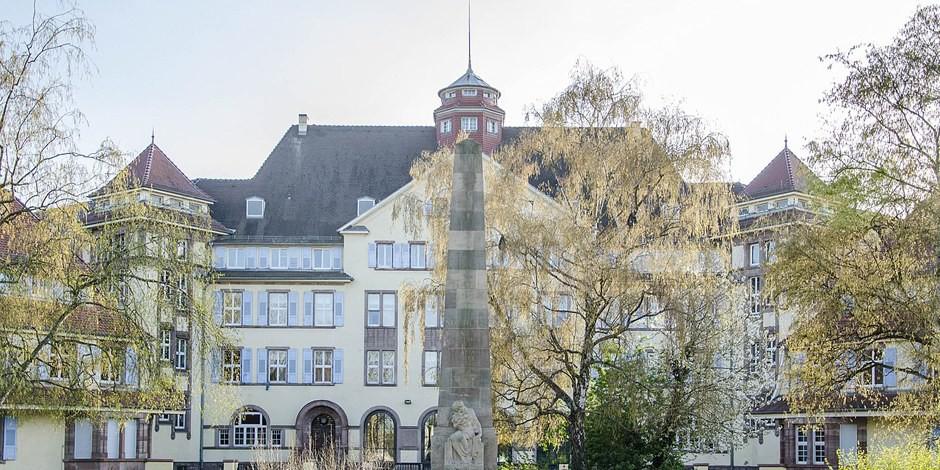 L'Orphelinat de Neudorf   Foto: Valentin R/Wikimédia Commons/CC-BY-SA/  1.0PD