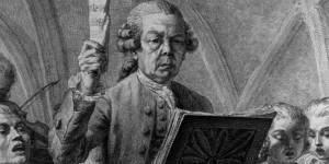 FX Richter, Vorbild für alle Arbeitssuchenden 50+ und Kapellmeister im Strassburger Münster von 1769 bis 1789! Foto: PD