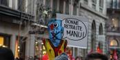 Die Demonstrationen in Frankreich gehen unvermindert weiter... Foto: Eurojounalist(e) / CC-BY-SA 4.0int