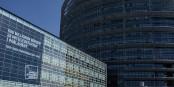 Ja, ein Parlament. Und das befindet sich laut Europäischer Verträge in Strasbourg. Ende der Durchsage. Foto: (c) Michael Magercord