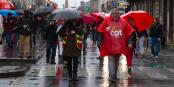 Alain Howiller jette un regard sur le rôle des syndicats dans les conflits actuels. Foto: Patrice CALATAYU from Bordeaux, France / Wikimedia Commons / CC-BY-SA 2.0