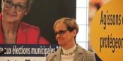 """Chantal Cutajar mènera la liste des """"Citoyens engagés"""" - à suivre... Foto: Eurojournalist(e) / CC-BY-SA 4.0int"""