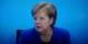 Fatiguée, mais satisfaite - Angela Merkel après le sommet de Berlin. Satisfaite de quoi ? Foto: ScS EJ