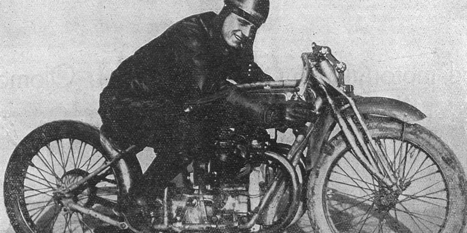 En avant, les gars ! Moto tchèque Walter (1926)  Foto: unkn. /Wikimédia Commons/CC-BY-SA/PD