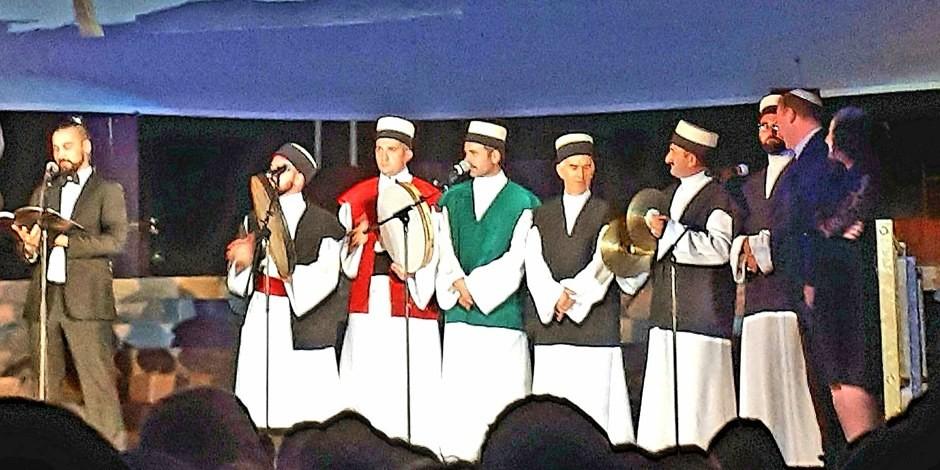 En octobre dernier, l'Ensemble albanais AlbRifai nous avait donné un avant-goût des Sacrées Journées  Foto : marchaudeur/eurojournalist.eu/4.0Int