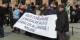 """""""Wir verurteilen das rassistische Massaker in Hanau in Deutschland"""" - das ist internationale Solidarität. Kämpfen wir gemeinsam gegen den Neofaschismus! Foto: Eurojournalist(e) / CC-BY-SA 4.0int"""