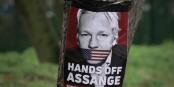 La Justice britannique n'a qu'un but : offrir la tête de Julian Assange aux Américains. Foto: ScS EJ