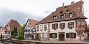 """La """"Maison de l'Ami Fritz"""" à Wissembourg. Foto: JoachimKohlerBremen / Wikimedia Commons / CC-BY-SA 4.0int"""