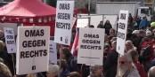 """Les """"mémés contre la droite"""" ont tout compris - contrairement aux partis politiques. Foto: ScS EJ"""