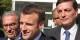 """Ob dieses """"Triumvirat"""" Ries-Macron-Fontanel auch die Zustimmung der Strassburger Wählerschaft findet, ist mehr als offen... Foto: Eurojournalist(e) / CC-BY-SA 4.0int"""