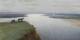 Le Danube en Serbie : Lajetchnikow, Paysage, 1927  Foto: Lajetchnikow/Wikimédia/CC-BY-SA/ PD