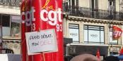 Momentan hat die CGT Öffentlicher Dienst  85.000 Mitglieder - wie viele davon nach der Corona-Krise wohl übrig sind? Foto: Jeanne Menjoulet from Paris, France / Wikimedia Commons / CC-BY 2.0