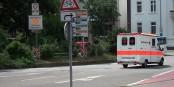 Le Land Bade-Wurtemberg, épaulé par la Croix Rouge allemande, propose d'accueillir des patients français dans les hôpitaux du Land ! Foto: 4028mdk09 / Wikimedia Commons / CC-BY-SA 3.0