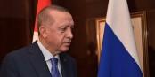 Auf dem Bild leider nicht zu erkennen - die Schleimspur deutscher Politiker, die so gerne weiter mit Erdogan zusammenarbeiten würden... Foto: Kremlin.ru / Wikimedia Commons / CC-BY-SA 4.0int