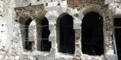 Homs (Syrie), détruite en 2012 par Assad lui-même !  Foto: Bo Yaser/Wikimédia Commons/CC-BY-SA/3.0Unp