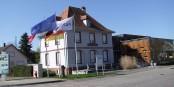 Sitz des Eurodistrikts / siège de l'Eurodistrict PAMINA. Foto: EVTZ PAMINA