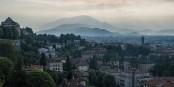 Est-ce ici, à Bergamo, que le divorce entre l'Italie et l'UE commencera ? Foto: Moahim / Wikimedia Commons / CC-BY-SA 4.0int