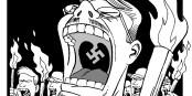 """Wie man solche Leute im Gespräch höflich, aber bestimmt kontert, vermittelt ein """"Webinar"""" in Lahr. Foto: Carlos Latuff / Wikimedia Commons / CC0 1.0"""