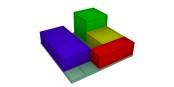 Wie viele Vierecke finden Sie auf diesem Bild? Sie haben 6 Stunden Zeit dafür... Foto: ZeroOne / Wikimedia Commons / PD