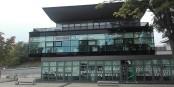 Le Centre Européen des Consommateurs se trouve au RDC de ce bâtiment de la gare de Kehl. Foto: Eurojournalist(e)