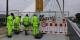 """Auch, wenn die Sperrungen abgebaut werden, bleibt der Grenzübertritt für fast alle verboten - von """"Grenzöffnung"""" kann keine Rede sein. Foto: Stadt Kehl / A. Lipowsky"""