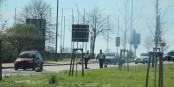 Mal wird kontrolliert, mal nicht - aber Fakt ist, die Grenze ist geschlossen. Foto: Eurojournalist(e) / CC-BY-SA 4.0int