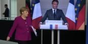 Leur plan de relance économique pour l'Europe est bien pensé - mais fera-t-il l'unanimité ? Foto: ScS EJ