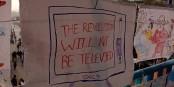 La révolution ne sera pas télévisée, mais la technologie pourra l'aider. Foto: DTM / Wikimedia Commons / CC0 1.0