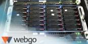 """Serverstack bei """"webgo"""" in Hamburg - von hier aus können Sie täglich Eurojournalist(e) lesen! Foto: (c) webgo 2020"""