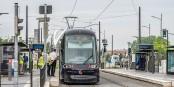 Oui, c'est sympa de voir le tram à nouveau à Kehl. Dommage qu'on ne peut pas l'emprunter... Foto: Stadt Kehl / A. Lipowski